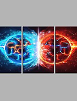 A Song of Ice and Fire 3 Panels Hand-painted Oil Paintings on Canvas Modern Artwork Wall Art for Room Decoration 20x28inchx3