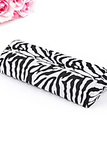 1PCS Pinpai Special Towels for Hand Nail Pillow Hands Manicure Hand Cushion Removable Zebra Nail Art Kits Nail Art DIY