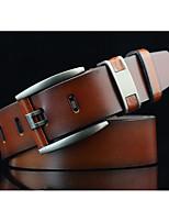 Men's antique man wide belt buckle joker needle Men's belt restoring ancient ways