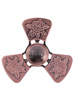 Rose Love Fidget Spinner Toys Hand EDC Focus ADHD Autism Anxiety Relief