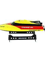 Shuang Ma 7011 2.4G 3CH Waterproof Racing Boat Ready to Run with Display Rack