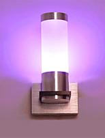 1 LED Intégré LED Nouveauté Fonctionnalité for Style mini Ampoule incluse,Eclairage d'ambiance Applique murale