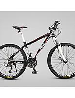 Горный велосипед Велоспорт 27 Скорость 26 дюймы/700CC SHIMANO M370 Дисковый тормоз Передняя вилка с амортизациейРама из алюминиевого