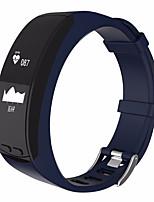 Bracelet d'Activité Etanche Longue Veille Pédomètres Sportif Moniteur de Fréquence Cardiaque Suivi de distance Multifonction Information