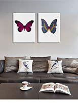 Stampa trasferimenti su tela Due Pannelli Tela Stampa Decorazioni da parete For Decorazioni per la casa