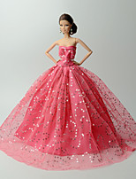 Vestidos por Muñeca Barbie  Vestidos por Chica de muñeca de juguete