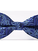 Men's Polyester Bow Tie,Others Print