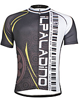 Breathable And Comfortable Paladin Summer Male Short Sleeve Cycling Jerseys DX780