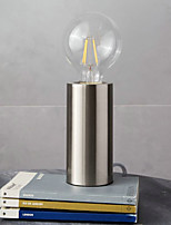 5 Modern/Comtemporary Table Lamp , Feature for Novelty , with Polished Nickel Use On/Off Switch Switch