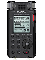 TASCAM DR-100MKIII Digital Voice Recorder Noise Reduction Dual Battery Powered