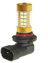 Sencart 1pcs 9006 p20d lampe clignotante led lumière de signalisation de voiture ampoules d'ampoules de secours (blanc / rouge / bleu /
