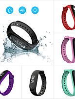 Women's Men's E26 Smart Bracelet Watch Fashion Bluetooth Sports Pedometer Blood Oxygen Heart Pressure Blood Pressure Bracelet Wrist Watch