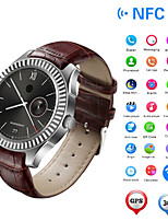 Women's Men's Android 4.4 SIM Bluetooth 4.0 Smartwatch 500mAh GPS WIFI 3G Heart Rate Monitor Smart Wearable Devices  Smart Watch