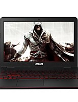 ASUS laptop 15.6 inch Intel i7 Quad Core 8GB RAM 1TB 128GB SSD hard disk Windows10 GTX960M 4GB