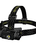 Nitecore HC60 LED Light Headlamps Cap Lights LED 1000 Lumens Mode Cree XM-L2 T6 18650 CR123A Widespread Lighting Travel Ergonomic Design