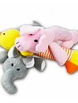 Игрушка для собак Игрушки для животных Плюшевые игрушки Скрип
