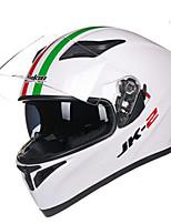 JIEKAI 316 Motorcycle Helmet Full-Length Cross-Country Helmet Electric Car Female Four Seasons Double Mirror Sunscreen Riding Helmets