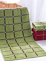 Wash Cloth,Checkered High Quality 100% Cotton Towel