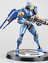 Figures Animé Action Inspiré par Overwatch Cosplay PVC CM Jouets modèle Jouets DIY