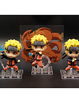Anime Action Figures Inspired by Naruto Naruto Uzumaki PVC CM Model Toys Doll Toy 1set