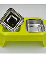 Cat Dog Bowls & Water Bottles Pet Bowls & Feeding Durable