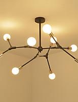 60w pendentif lumière traditionnelle / caractéristique de peinture classique pour mini style bois / bambou salon / chambre / salle à