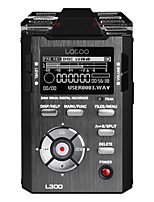 Lotoo L300 Digital Voice Recorder Lossless Portable HiFi Player Interview Machine