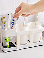 Bathroom Supplies Creative Toothbrush Holder  Set
