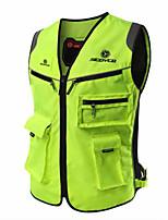 SCOYCO MC30 Motorcycle Riding Vest Reflective Security Vest Four Seasons Riding Protective Clothing Chest Care