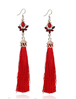 Women's Earrings Set Basic Tassel Vintage Personalized Alloy Jewelry For Party Gift Evening Party Stage Club