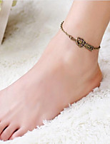 Decorative Accents Metal Forefoot