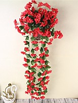 18 Emulation Of Large Violets To Encrypt Wedding Flowers Hang Silk Flower Wall Flower Wall Flowers