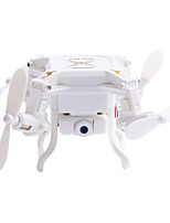 127W-30 Smart Stretch RC Mini Pocket Drone 0.3MP Camera FPV Realtime WIFI 4 CH 6-Axis RC Toy Helicopter Quadcopter