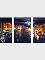 Stretched Canvas Print Three Panels Canvas Horizontal Print Wall Decor For Home Decoration