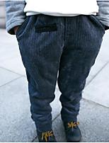 Boys' Striped Pants Winter