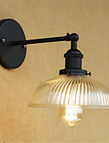 AC 110-120 AC 220-240 40 E26/E27 Country Retro Painting Feature for Mini Style Bulb Included Eye Protection Ambient Light Wall Sconces