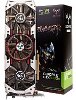 COLORFUL Video Graphics Card GTX1080Ti 1708MHz/11000MHz11GB/352 бит GDDR5