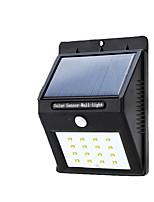 Outdoor Waterproof Solar Lights 16 Led Ultra-bright Body Sensor Lights