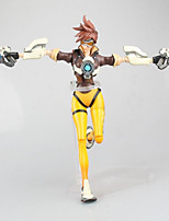 Anime Action Figures Inspired by Overwatch Cosplay PVC CM Model Toys Doll Toy 1pc