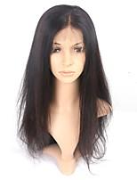 Горячие 360 кружевных лобных человеческих волос кружевные парики 150% плотность прямых волос 8 '' - 22 '' 360 париков шнурка с детскими