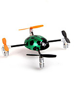 Walkera QR Ladybird V2 Lite Version 3D RC Helicopter 3-Axis-Gyro with DEVO 4 Transmitter RTF 2.4GHz