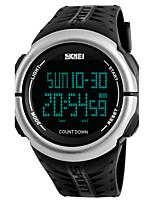 SKMEI Муж. Спортивные часы Армейские часы Нарядные часы Модные часы Наручные часы Уникальный творческий часы Повседневные часы