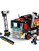 Building Blocks For Gift  Building Blocks Truck ABS 6 Years Old and Above Toys PCS292