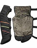 Senhu moto voiture de genou voiture électrique hiver chaude windbreak genoux froids jambières chaude genou peau genou