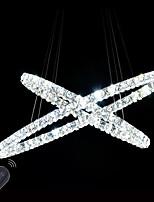 Lustre moderne éclairage led éclairage intérieur plafonnier lumières lampadaires luminaires dimmable avec télécommande