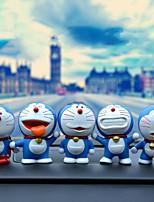Diy pendentifs automobiles cartoon anime dolls décoration dessin animé voiture pendentif&Ornements en plastique