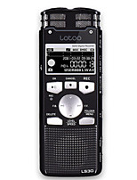 Lotoo LS30 Digital Voice Recorder Professional Interviewer Technology High Resolution Stereo 4GB