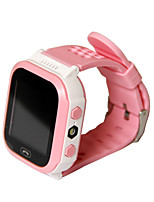 Kids' Watches Touch Screen Multifunction GPS Hands-Free Calls SOS Alarm Clock Call Reminder Bluetooth3.0 Micro SIM Card