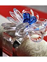 Avec motifs Ronds de serviettes MatérielHotel Dining Table Décoration Soirée Mariage Mariage Banquet Décorations de Noël Tableau
