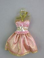 por Muñeca Barbie  Vestido por Chica de muñeca de juguete